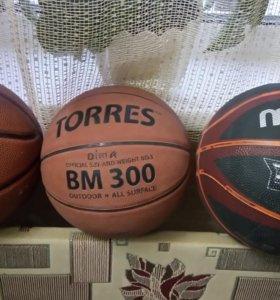 Баскетбольные мяч