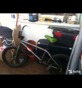 BMX rockmachine