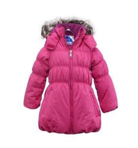 Куртка lassie рост 134 (пальто)