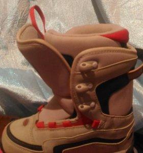 Ботинки для сноуборда Head