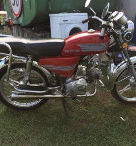 Alpha 110cc