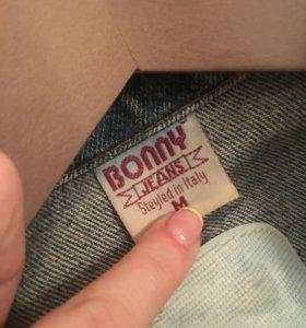 Винтажная джинсовка Bonny