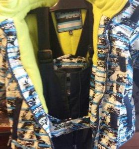 Комплект(куртка+комбез) фирма zingaro