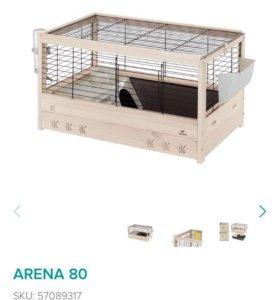 Клетка для грызунов, кроликов