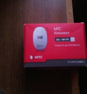 Wi-Fi МТС Конект