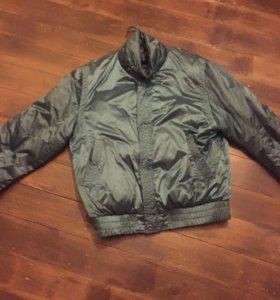 куртка зимняя M L