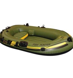 Лодка надувная Sevylor Fish Hunter HF210