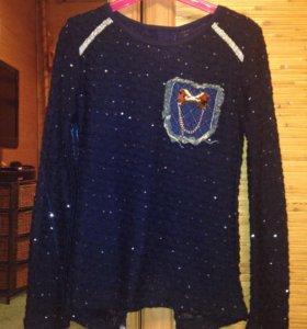 Одежда для девочки на рост 128-134