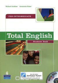 Учебник Total English Pre-Intermediate