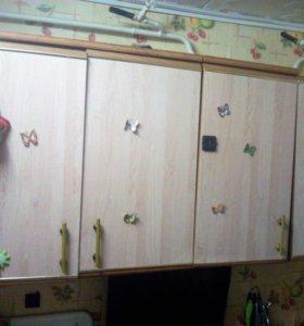 Кухонный гарнитур и прихожка