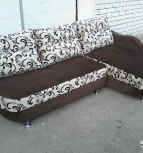 66. Угловой диван