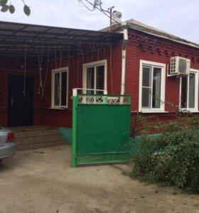 Кирпичный дом 58 м2