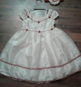 Платье с 2.5 до 4.5 лет