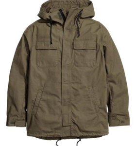 Куртка весенняя (парка)