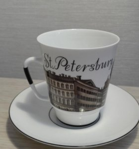 Чашка новая коллекционная