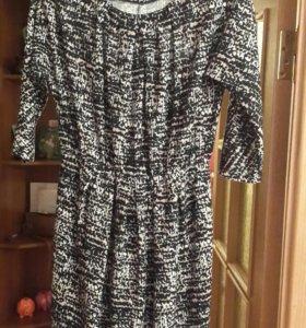Платье трикотажное👗
