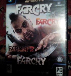 Far cry 1,2,3 часть