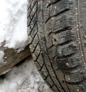 Зимняя резина Mazda 2