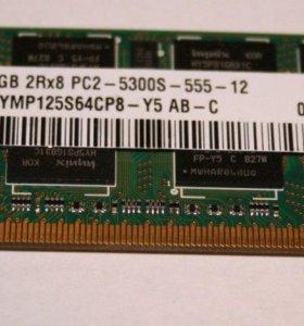 Оперативная память DDR/DDR2/DDR3 (DIMM, SO-DIMM)