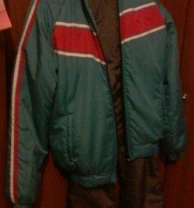 Куртка плюс брюки