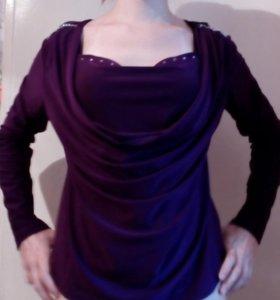 Блузка 46-48 размера