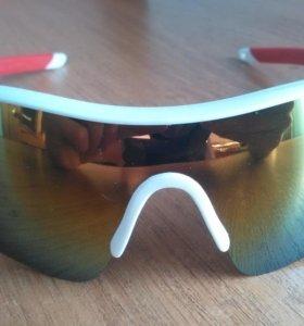 Очки, солнце защитные, спортивнве