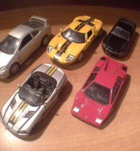 Разные коллекционые модели .