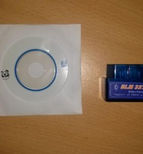 Продам сканер ELM327