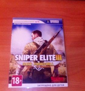 Игра на pc sniper elite3