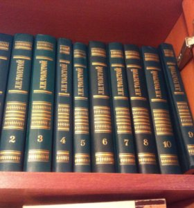 Собрание сочинений Л.Н. Толстого