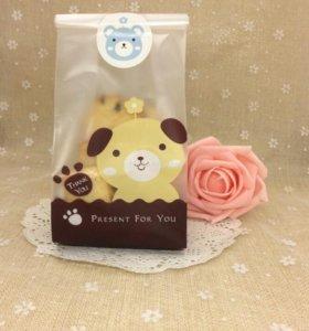 Пакет для подарка/конфет /печенья /выпечки