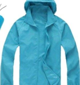 Куртка-ветровка, дождевик