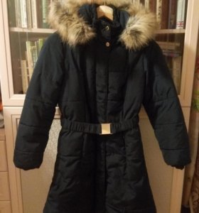 Зимнее пальто для девочки Ostin