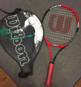 Теннисная ракетка Wilson Roger Federer 23