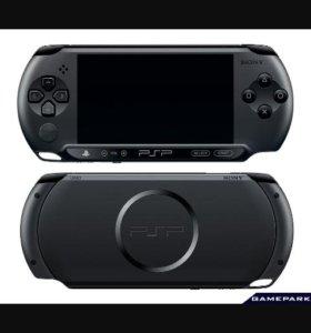 Игровая приставка Sony PSP-E1008