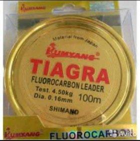 Леска флюрокарбон