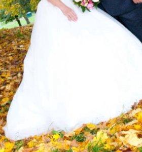 Свадебная платье на прокат