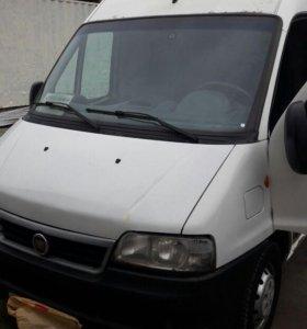 Фургон передний дизель Fiat Dukato