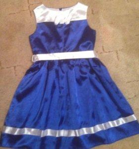 Платье на р. 122-128
