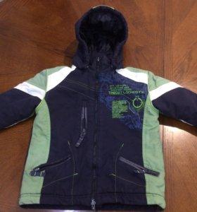 98р Куртка демисезонная