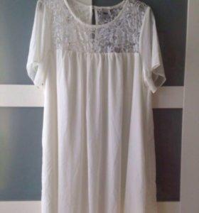 Белое платье асос
