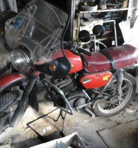 Мотоцикл  ММВЗ 112.12 МИНСК 125