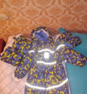 Детский камбензон зима - осень