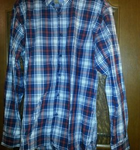 Рубашка новая,50-52р.,хорошего качества..