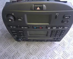 Центральная панель управления для Jaguar x-type