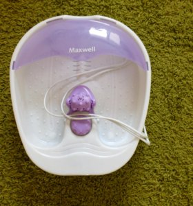 Массажная ванночка для ног Maxwell