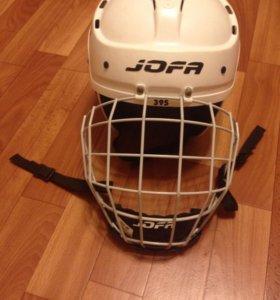 Шлем хоккейный 50-57 Jofa 395 386 JR junior
