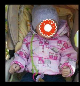 Куртка для девочки baby Go