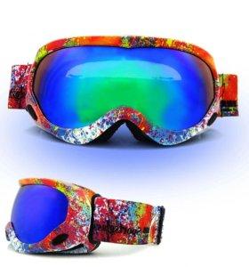 Очки сноуборд/лыжи