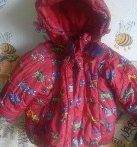 Куртка Кико зимняя